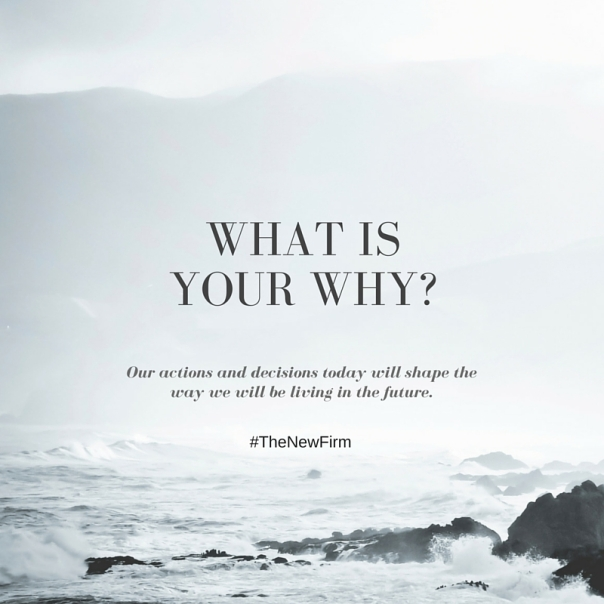 What is your Why-